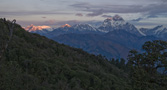 Poon Hill, Dhaulagiri - by Henk