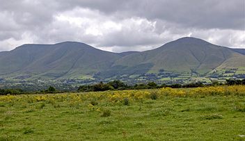 Country Tipperary, Galtymore Mountain