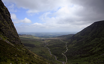 County Waterford, Comeragh Mountains