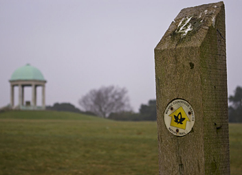 Beacon Way, Barr Beacon