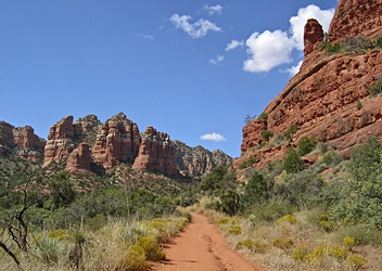 Arizona Trail - by Derek
